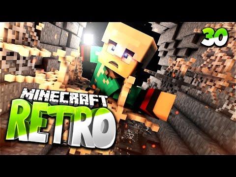 RETTUNG ODER TOD? • Minecraft RETRO #30 | Minecraft Roleplay • Deutsch | HD (видео)