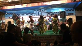 Traditional Ethiopian Dance (video 1)