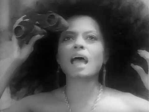 Diana Ross - Eaten Alive (Official Video)