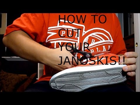 nike sb bonsai - This is a quick tutorial on how to quickly turn your mid tops into lows this is a very simple process for when you get bored of your old mid top janoskis Ski...