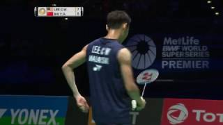 Video Yonex All England Open 2017 | Badminton F M2-MS | Lee Chong Wei vs Shi Yuqi MP3, 3GP, MP4, WEBM, AVI, FLV November 2018