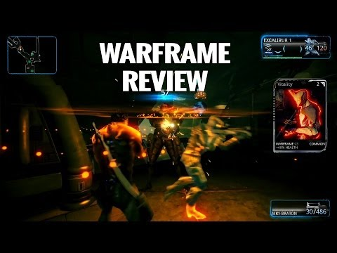 Warframe Playstation 4