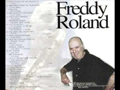 Freddy roland - homenaje a