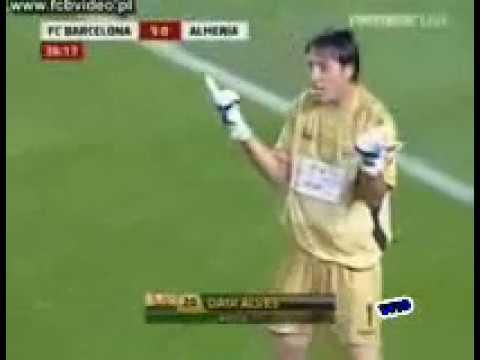 Alves en el Barça