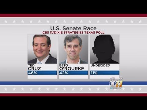 Sen. Cruz, Rep. O'Rourke To Hold 3 Debates; 1st In Dallas Next Friday