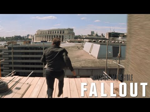 Mission Impossible Fallout HD - Rooftop Chase