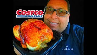 Video Costco's Famous $4.99 Rotisserie Chicken REVIEW! MP3, 3GP, MP4, WEBM, AVI, FLV Maret 2018