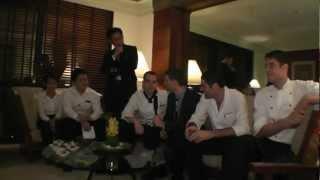 Dining In Bangkok - Plaza Athenee Bangkok, A Royal Meridien Hotel