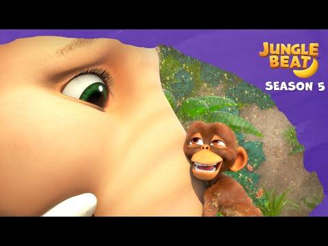 Jungle Beat- Munki and Trunk Season 5 Episode 2