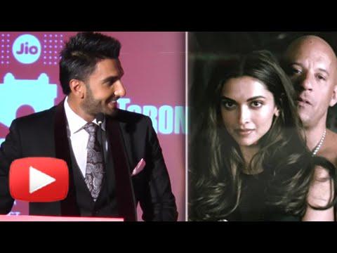 Ranveer Singh Promotes Deepika Padukone's XXX - Th
