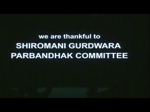 Shri Amit Shah attends SARBANSDANI at Bhai Mati Das Chowk, Chandni Chowk