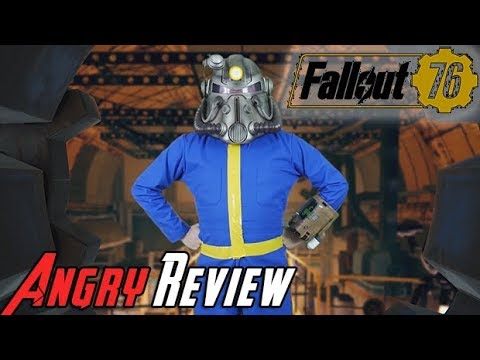 Fallout 76 Angry Review