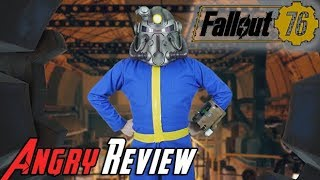 Video Fallout 76 Angry Review MP3, 3GP, MP4, WEBM, AVI, FLV Januari 2019