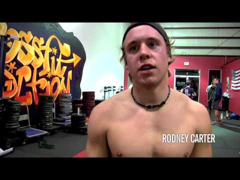 CrossFit – WOD 130102 Demo with CrossFit Addiction