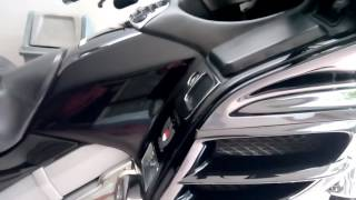 7. Honda Goldwing 2004 Sound System
