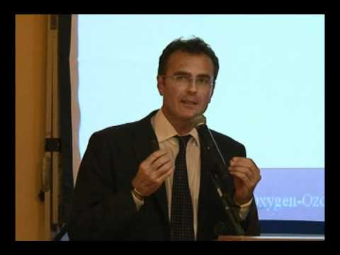 III Iberoamerican Congress of Oxygen-Ozonetherapy parte 2
