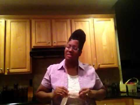 Mamma T's fried turkey wings part 1