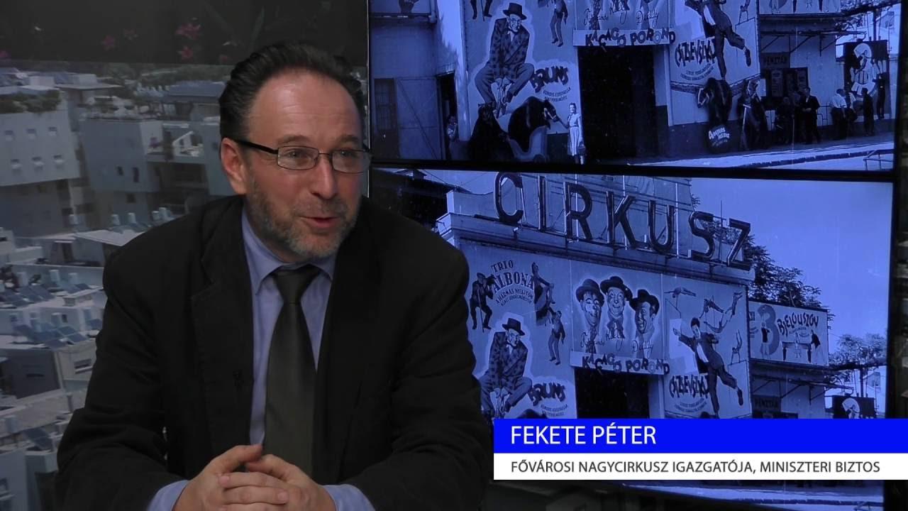 Fekete Péter – FNC igazgatója nyilatkozott a HetiTV-nek