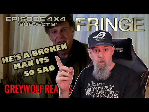 Fringe - Episode 4x4 'Subject 9' | REACTION & REVIEW