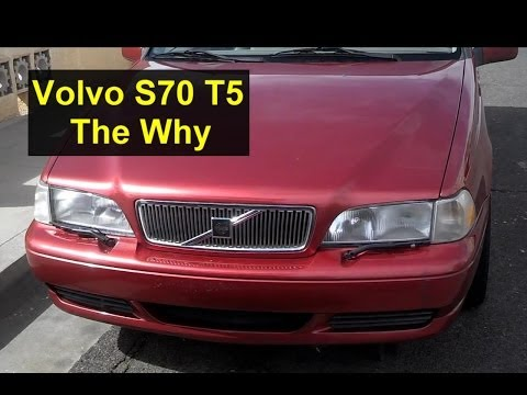 Why am I doing the Volvo S70 restoration series? – Auto Repair Series