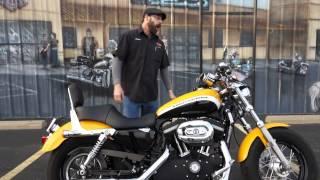 8. 2012 Harley-Davidson Sportster 1200 Custom