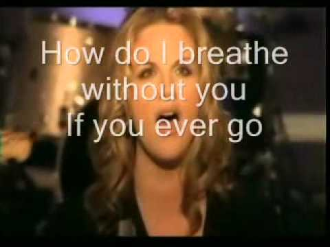  live - How do I live without you by Trisha Yearwood video and lyrics together in 1 video.