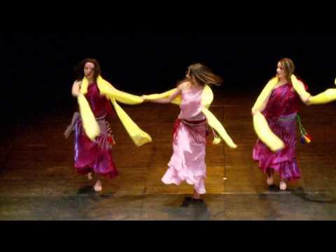 Danse Orientale à Genève