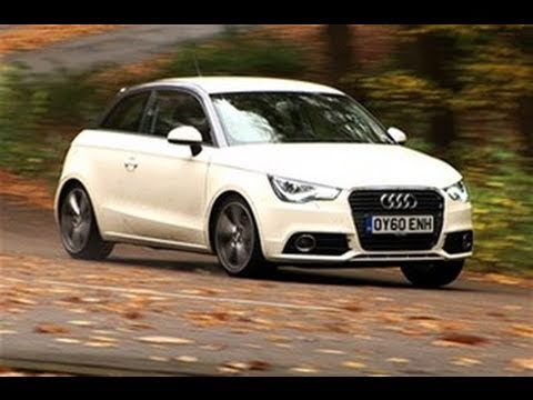 Audi A1 video review 90sec verdict