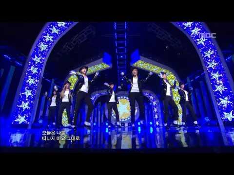 T-ARA - Sexy Love, 티아라 - 섹시 러브, Music Core 20120922 (видео)