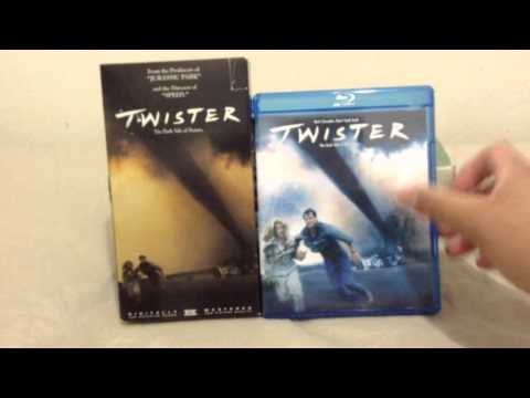 My Two Comparisons of Twister