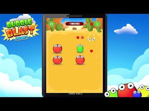 Bubble Blast Legacy - Magma Mobile Game_Legjobb videójáték videók