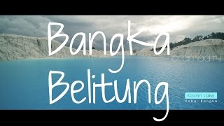 Belitung Indonesia  City pictures : Yuneec Q500 4k Bangka Belitung Indonesia