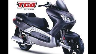 TGB X-Motion skootteri