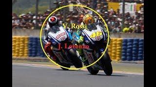Video Best Overtake Ever!! Valentino Rossi vs Jorge Lorenzo MotoGP MP3, 3GP, MP4, WEBM, AVI, FLV April 2018