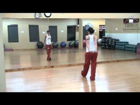 One Step at a Time- Dancing with Christal
