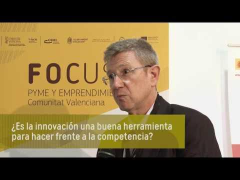 Entrevista a Joaquín Ferrer, responsable Inteligencia Competitiva de INESCOP[;;;][;;;]