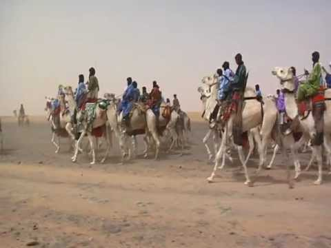 Mali, Tuareg and Military men