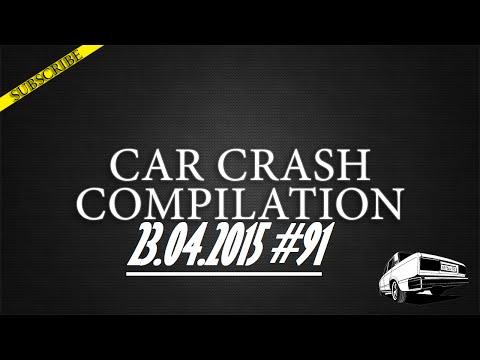 Car crash compilation #91 | Подборка аварий 23.04.2015