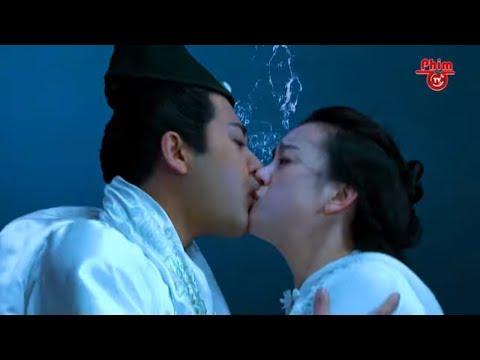 Mộ Dung Phục lần đầu hôn Vương Ngữ Yên | Thiên Long Bát Bộ | Top Kiếm Hiệp - Thời lượng: 14 phút.