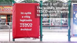 「街中に現れた世界最小のスーパーマーケット」小さな自動ドアが開いた先にあったものとは?