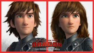 How To Train Your Dragon 3 💥GENDER SWAP💥
