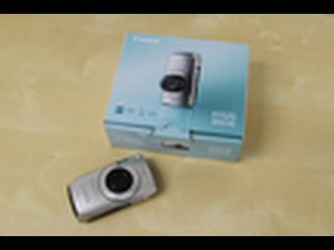 Canon IXUS 300 HS Review and Hands On!