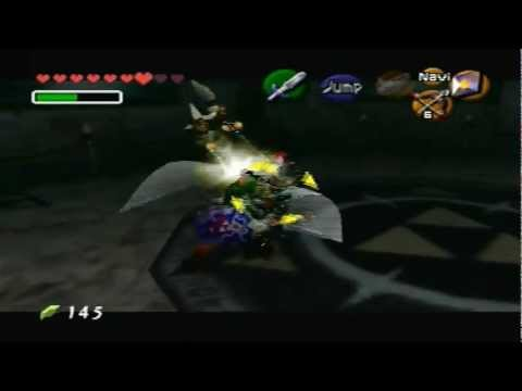 preview-The Legend of Zelda: Ocarina of Time Review (N64 / Wii) (Yuriofwind)
