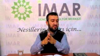Yasin KARATAŞ-Riyâzu's-Sâlihîn I 1/3 (İmar Gençlik Merkezi)