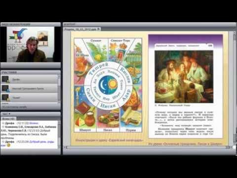 Основы иудейской культуры вУМК «Основы духовно-нравственной культуры народов России»