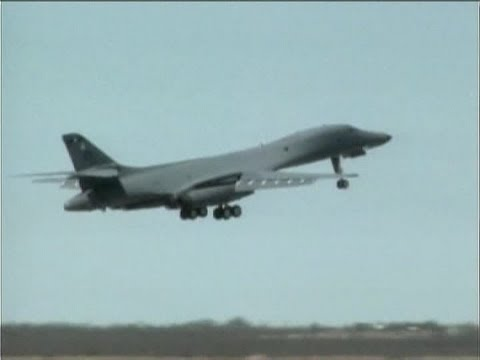 Air Force Report: B1 Fuel Test