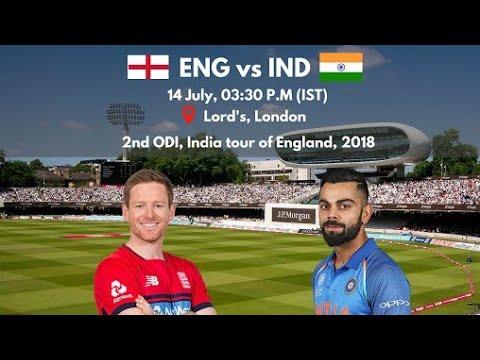 ENG vs IND | MATCH PREDICTION | 100% | 8 July 2018