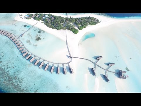 Camera MERCADRONE - Maldives in 4K (DJI Inspire 1)