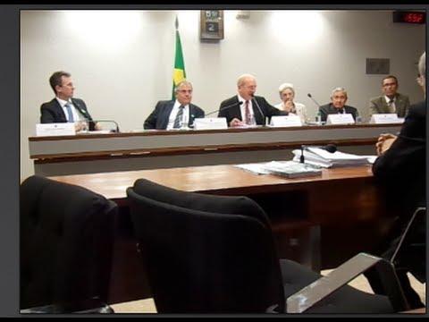 Audiência Pública na Comissão de Assuntos Econômicos
