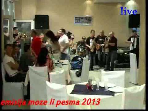 Ziva Dinulovic & Srdjan Cvetkovic & Aca Savic & Or.CIMERI- Kraj emisije Moze li pesma 2013